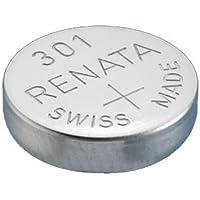 RENATA WATCH BATTERY 1.55V 1.55V SWISS MADE BATTERIES 301 SR43SW by Renata preisvergleich bei billige-tabletten.eu