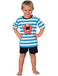 Jungen Pyjama,Kurzarm, 100% Baumwolle