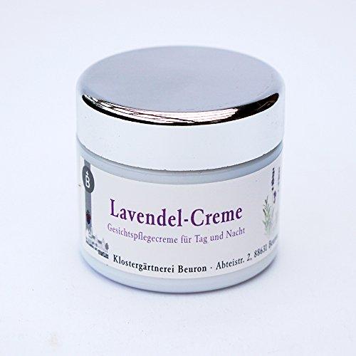 Lavendel - Gesichtscreme - Kosmetik aus der Natur - Pflege für Tag und Nacht - Eine Frischzellenkur...