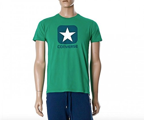 All Star T-shirt uomo Logo Man Basic T.shirt m/m Abbigliamento Casual 5EU300 E