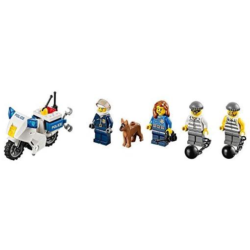 LEGO 60047 City Ausbruch aus der Polizeistation