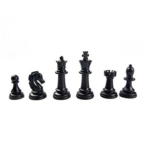 RUNNOW-Magnet-Schach-Set-Falten-Schachbrett-Familie-Spiel-3-in-1-Schach-Dame-Backgammon