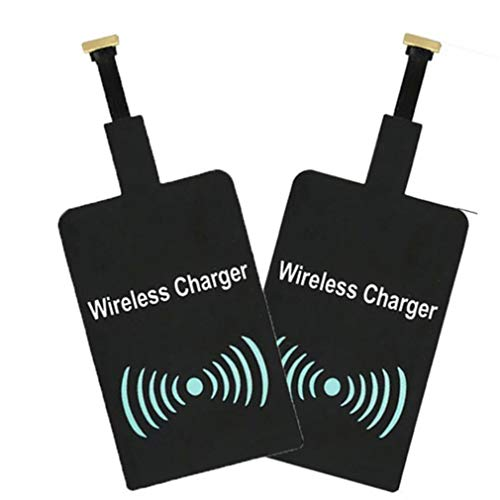 Lightleopard Universal QI Wireless Charger Receiver Module for Micro-USB Mobile Phone (Qi-receiver)