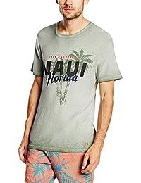 Jack & Jones Vintage Men's Jjvsurfer SS Tee T-Shirt