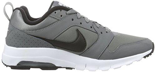 Nike Uomo Air Max Motion Scarpe Running Gris (Cool Grey / Black-White)