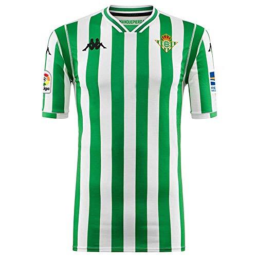 1ª equipación Réplica - Real Betis Balompié 2018/2019 - Kappa Kombat Replica Home - Niño 12 años