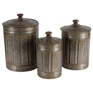 Tischabfalleimer Aufbewahrungsbehälter Vorratsbehälter mit Deckel Größe 19 cm Höhe 23 cm