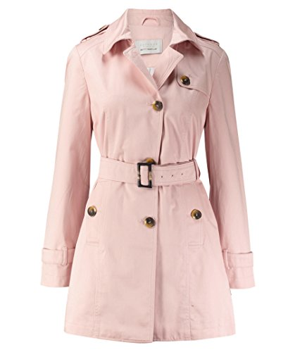 Betty Barclay Damen Trenchcoat limone (40) 46