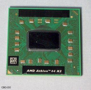 AMD Athlon 64 X2 Mobile TK57 TK-57 1.90 GHz AMDTK57HAX4DM Dual-Core CPU (2F) - Tray CPU ohne Kühler Amd Dual-core Mobile