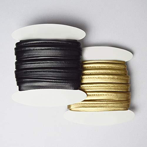 de Belle qualit/é par 10 m/ètres designers-factory Ruban /élastique Blanc Largeur 8mm