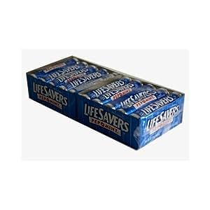 Lifesaver Bonbons Lifesavers à la menthe poivrée (20 paquets)