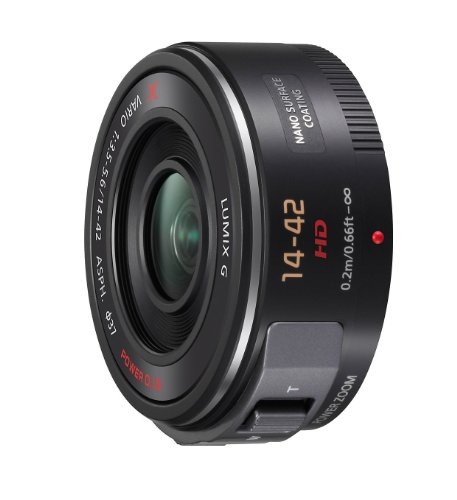 Panasonic H-PS14042E-K Lumix G X VARIO 14-42mm F3.5-5.6 for sale  Delivered anywhere in UK