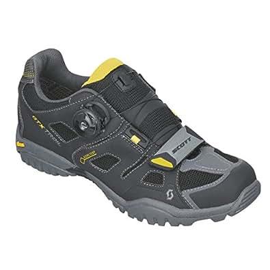 Scott Trail Evo Gore-Tex Men's Trail Shoes, black/yellow