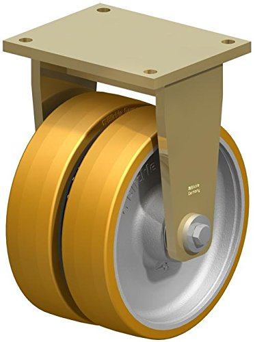 BLICKLE bsd-gth 302K feste Caster, 30cm Rad Durchmesser, 9460LB. Tragkraft -