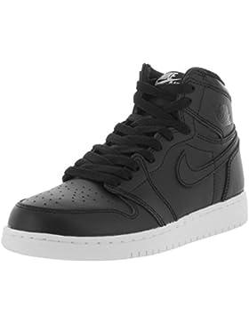 Nike Jungen Air Jordan 1 Retro High OG BG Basketballschuhe
