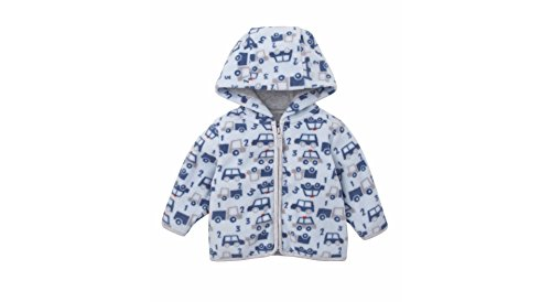 Mothercare Baby Boys' Regular Fit Synthetic Jacket (C8830-1_multicoloured_9-12 months)