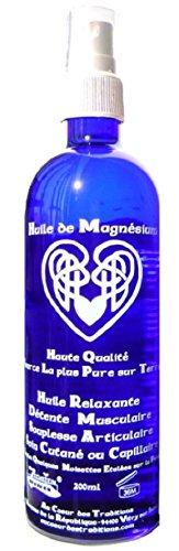 Huile de Magnésium Transcutané Zechstein® 100ml Vaporisateur EN VERRE