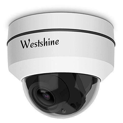 Westshine Mini-PTZ-Dome-Kamera 4 in 1 AHD/TVI/CVI/CVBS, 1080P-4-fach-Zoom (2,8-12 mm), 65 ft IR-Abstand Hochgeschwindigkeits-Dome-Kamera im Freien IP66 wetterfeste Anti-Explosions-PTZ-Kamera 9-mm-mini-dome