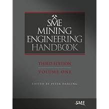 Sme Mining Enginering Handbook, Third Edition: 1-2