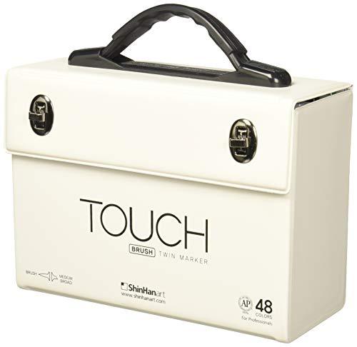 Shinhan tactile Double Brush Marker Set 48