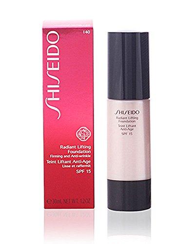 Shiseido Foundation femme/woman, Radiant Lifting Nummer I40 Natural Fair Ivory, 1er Pack (1 x 30 ml)