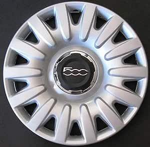 GENUINE FIAT 500/2012/Onwards Wheel Trim Equipment Pop Undlounge OE 51931501