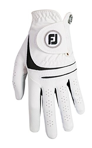 Footjoy Weathersof Ladies; White; size:ML