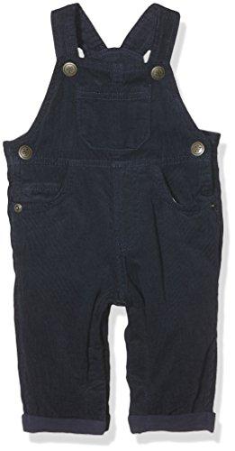 Marc O' Polo Kids Baby-Jungen Latzhose Cord, Blau (Mood Indigo|Blue 3008), 74 (74)
