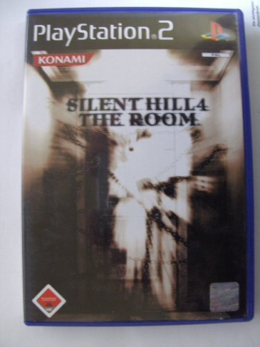Silent Hill 4 The Room PS2 (Importación alemana)