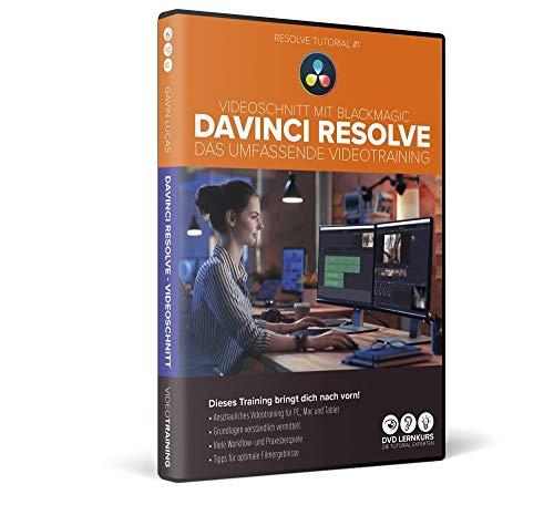 Videoschnitt mit DaVinci Resolve...