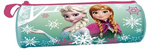 Disney Frozen-WD11405 Frozen Estuche portatodo, 21 x 7 x 7 cm (Arditex WD11405