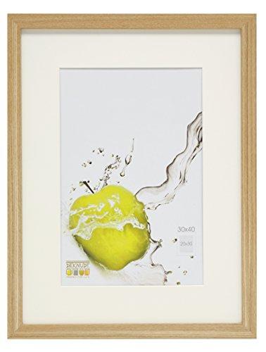 Deknudt 847217 Wandrahmen, Holz, 30 x 40 cm, Eiche -