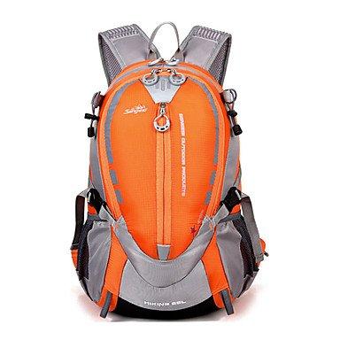 20-35L L Rucksack Camping & Wandern Draußen Leistung Training Wasserdicht tragbar andere Nylon Orange