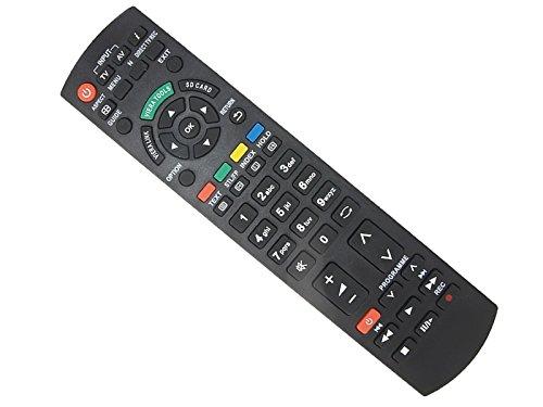 N2QAYB000353 - SOSTITUZIONE TELECOMANDO DI RICAMBIO PER PANASONIC VIERA TV LCD PLASMA LED TX-L37V10B, TX-L37V10E, TX-P42G15B, TX-P42G15E