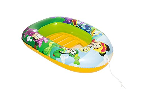 Mickey and the Roadster Racers Kiddie Boat, Kinderboot