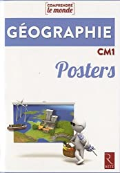 Posters Géographie CM1