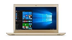 Lenovo Ideapad 520 81BF00K8IH 15.6-inch Laptop (Core i5-8250U/8GB/2TB/Windows 10 Home/Integrated Graphics), Golden