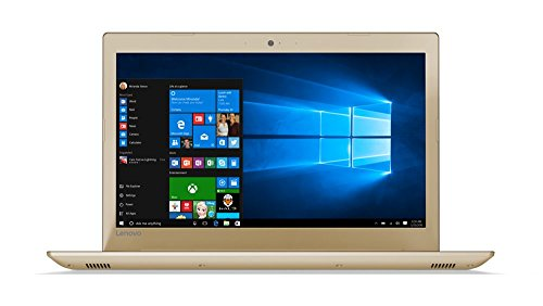 Lenovo Ideapad 520 81BF00K8IH 15.6-inch Laptop (Core i5-8250U/8GB/2TB/Windows 10 Home/Integrated Graphics), Golden