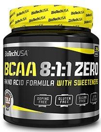 Biotech Bcaa 8:1:1 Zero Aminoácido - 250 gr preisvergleich