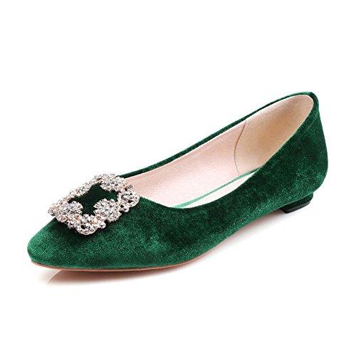 Chaussures de mode de printemps/chaussures basses pointes peu profondes/chaussures C