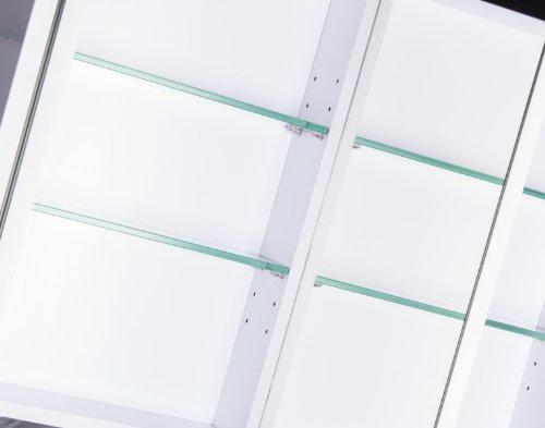 LED Spiegelschrank Badezimmer – Galdem EVEN 120 cm - 7