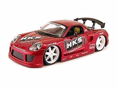 TOYOTA MR2Spyder Dub Import Racer 1/18Metallic Red
