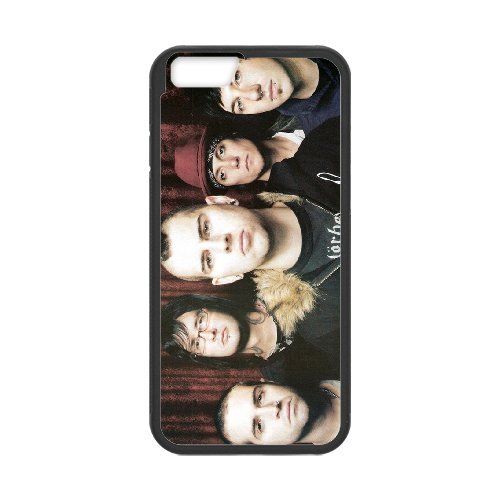 Cover iPhone 7 Plus 5.5 Inch Cell Phone Case black Avenged Sevenfold Rock im Park 2014 R7A3VW