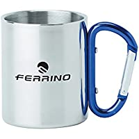 Ferrino - Inox Cup With Carabiner, color 0