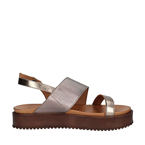 INUOVO 7274 Sandale Femme Stone