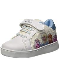 Disney Pizzo Skate Léger, Chaussures Pour Les Filles, Blanc (blanc 31), 29 Eu