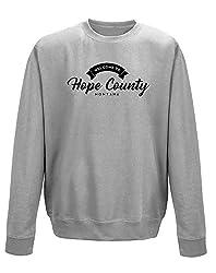 Brand88 Hope County, Adults Sweatshirt