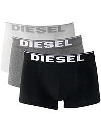 Diesel Lot de 2 ou 3ou boxers stretch Fresh & Bright ou Kory en coton pour homme, tailles S, M, L, XL -  -