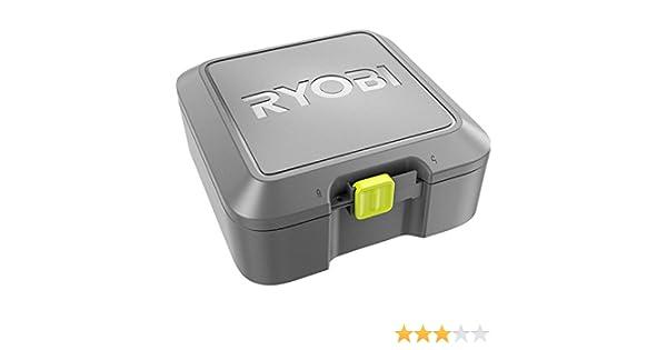 Ryobi aufbewahrungsbox rpw 9000 für bis zu 5 produkte 1 stück