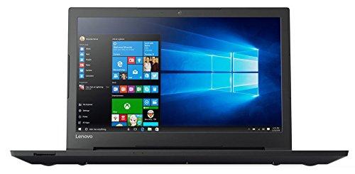 """Lenovo 80TG00VYIX Notebook, Display da 15.6"""", Processore Celeron N3350, 2.4 GHz, 4 GB di RAM DDR3, HDD da 500 GB, Nero Opaco"""